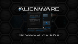 Alienware HQ AIMP3 Skin pack